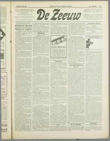 De Zeeuw. Christelijk-historisch nieuwsblad voor Zeeland 1934-05-04
