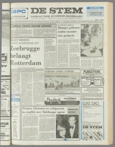 de Stem 1980-08-11