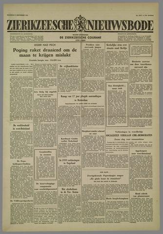 Zierikzeesche Nieuwsbode 1958-12-08