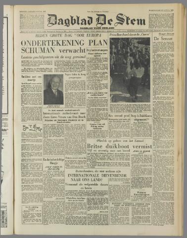 de Stem 1951-04-18