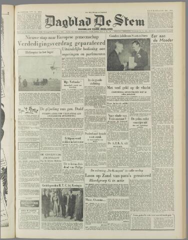 de Stem 1952-05-10
