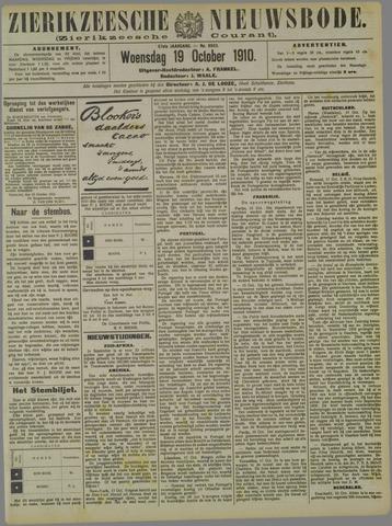 Zierikzeesche Nieuwsbode 1910-10-19