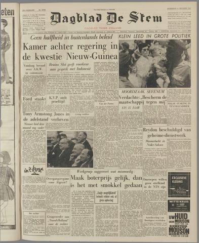 de Stem 1961-10-04