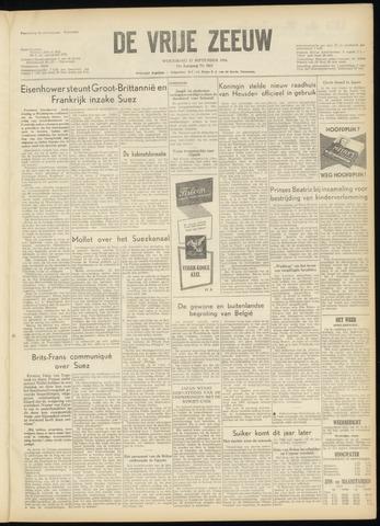 de Vrije Zeeuw 1956-09-12