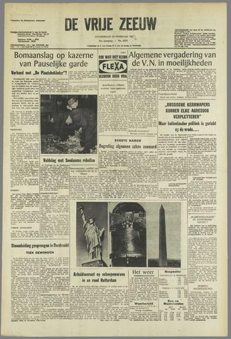 de Vrije Zeeuw 1965-02-18