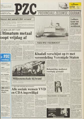 Provinciale Zeeuwse Courant 1986-04-17