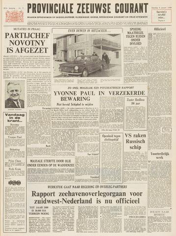 Provinciale Zeeuwse Courant 1968-01-06