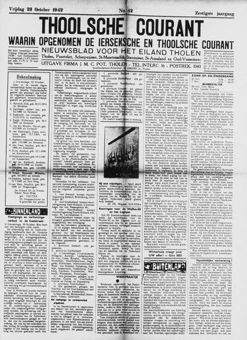 Ierseksche en Thoolsche Courant 1942-10-23