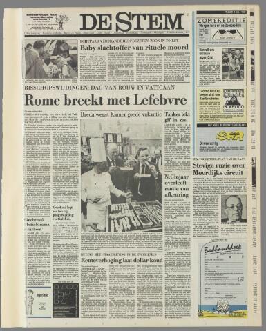 de Stem 1988-07-01