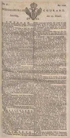 Middelburgsche Courant 1779-03-27
