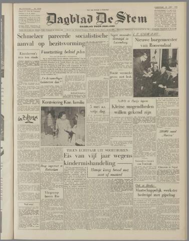 de Stem 1959-12-23