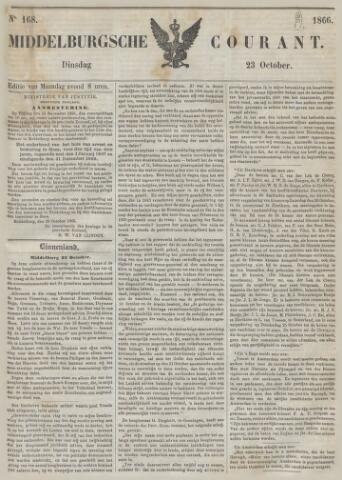 Middelburgsche Courant 1866-10-23