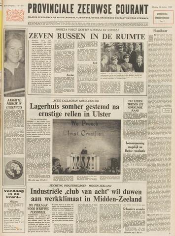 Provinciale Zeeuwse Courant 1969-10-14