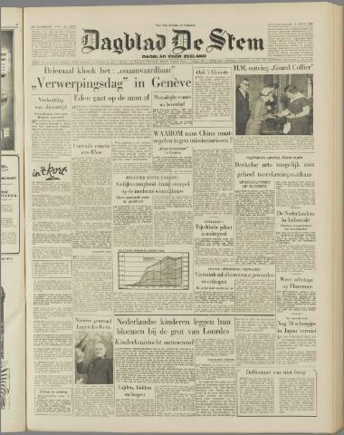 de Stem 1954-05-13