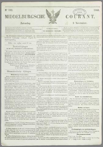 Middelburgsche Courant 1860-11-03