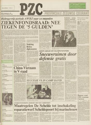 Provinciale Zeeuwse Courant 1979-02-23