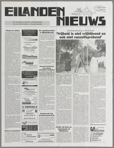 Eilanden-nieuws. Christelijk streekblad op gereformeerde grondslag 2004-05-07