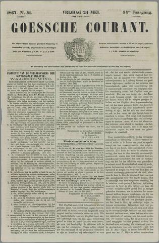 Goessche Courant 1867-05-24