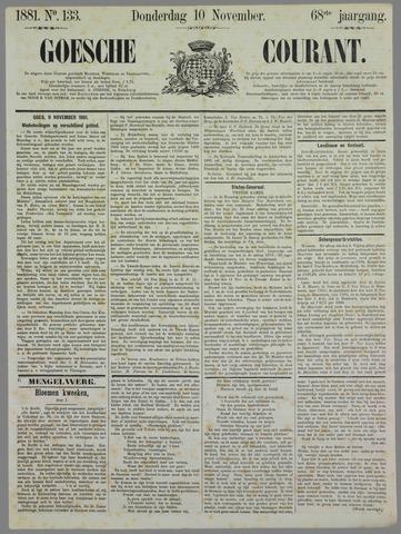 Goessche Courant 1881-11-10