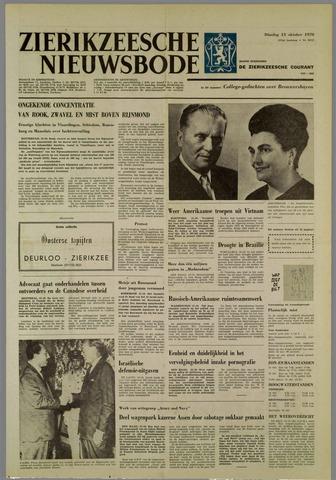 Zierikzeesche Nieuwsbode 1970-10-13