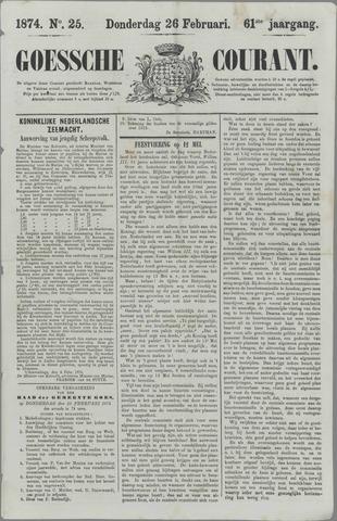 Goessche Courant 1874-02-26