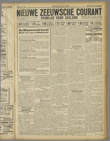 Nieuwe Zeeuwsche Courant 1921-06-15