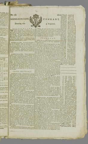 Middelburgsche Courant 1810-08-04
