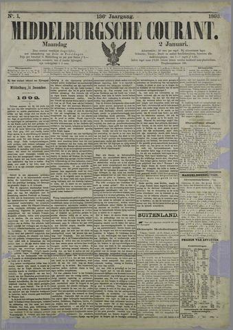 Middelburgsche Courant 1893