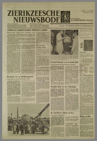 Zierikzeesche Nieuwsbode 1963-05-17