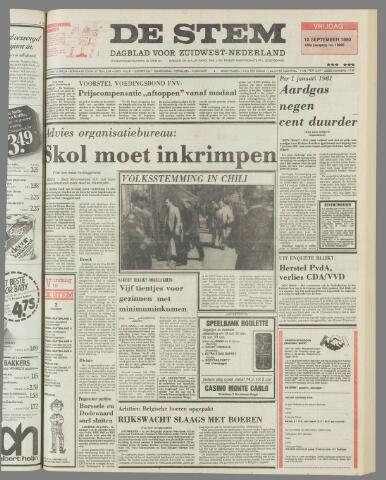 de Stem 1980-09-12