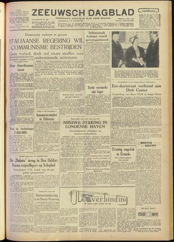 Zeeuwsch Dagblad 1954-11-02