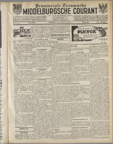 Middelburgsche Courant 1930-07-11