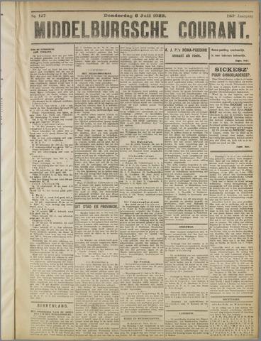 Middelburgsche Courant 1922-07-06