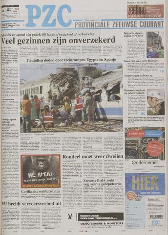 Provinciale Zeeuwse Courant 2006-08-22