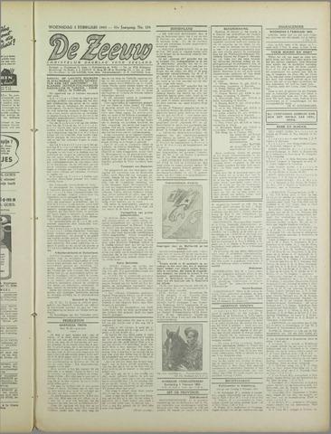 De Zeeuw. Christelijk-historisch nieuwsblad voor Zeeland 1943-02-03