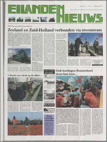 Eilanden-nieuws. Christelijk streekblad op gereformeerde grondslag 2007-04-06