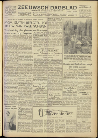 Zeeuwsch Dagblad 1954-08-04