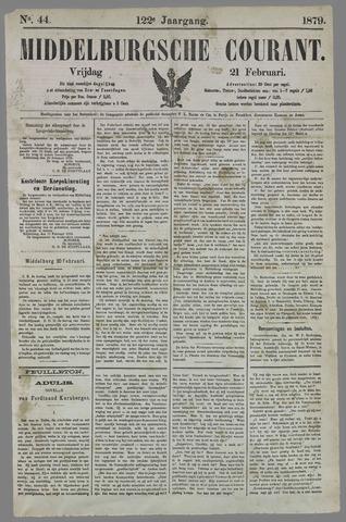 Middelburgsche Courant 1879-02-21