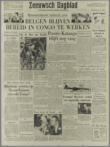 Zeeuwsch Dagblad 1960-07-28