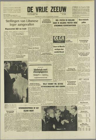 de Vrije Zeeuw 1969-10-27