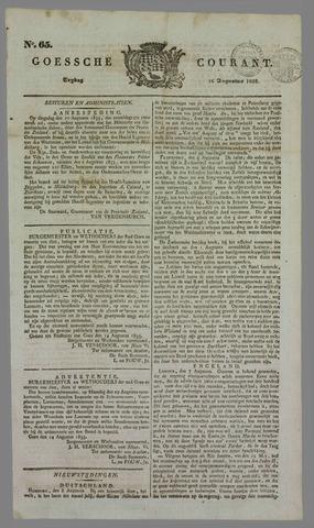 Goessche Courant 1833-08-16