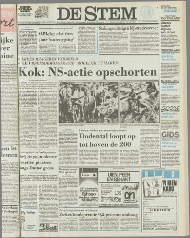 de Stem 1983-10-25