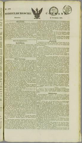 Middelburgsche Courant 1837-11-21