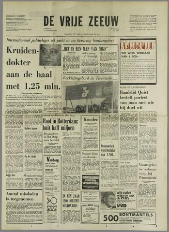 de Vrije Zeeuw 1972-11-11
