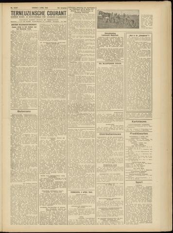 Ter Neuzensche Courant. Algemeen Nieuws- en Advertentieblad voor Zeeuwsch-Vlaanderen / Neuzensche Courant ... (idem) / (Algemeen) nieuws en advertentieblad voor Zeeuwsch-Vlaanderen 1944-04-04