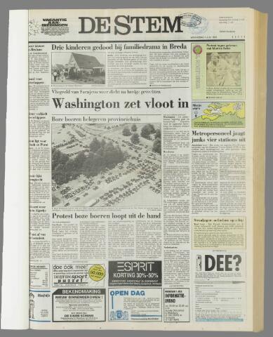 de Stem 1992-07-01