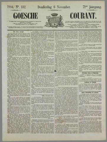 Goessche Courant 1884-11-06