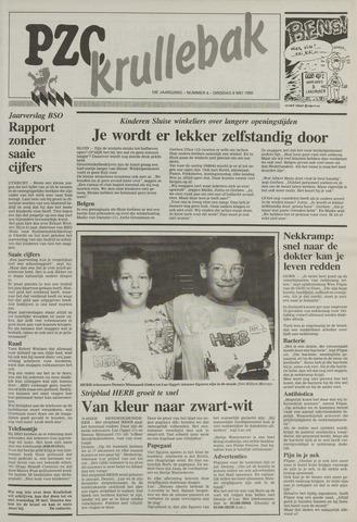 Provinciale Zeeuwse Courant katern Krullenbak (1981-1999) 1990-05-08