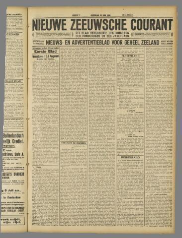 Nieuwe Zeeuwsche Courant 1928-06-30