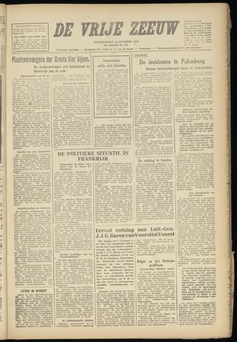 de Vrije Zeeuw 1947-01-16